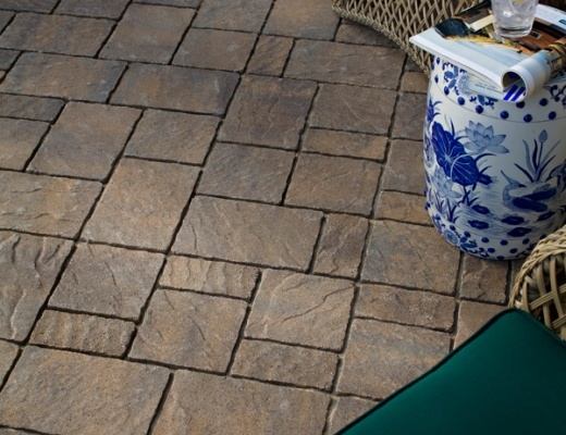 Interlocking pavers2